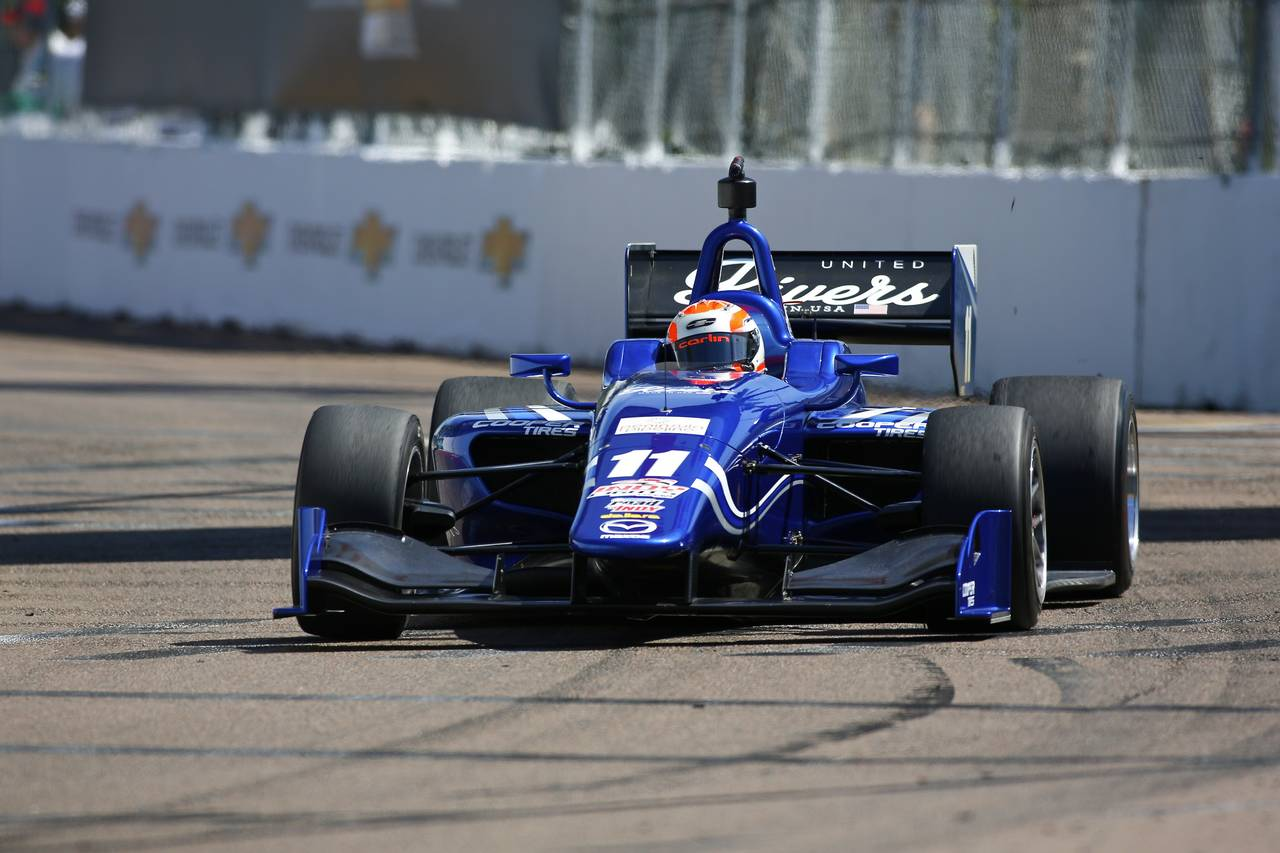 Ed Jones Indy Lights St Petes-10