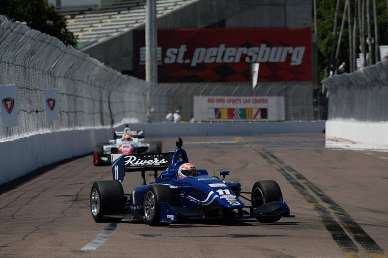 Ed Jones Indy Lights St Petes-12