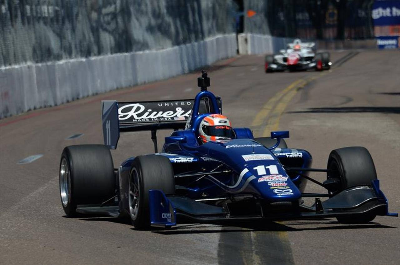 Ed Jones Indy Lights St Petes-19