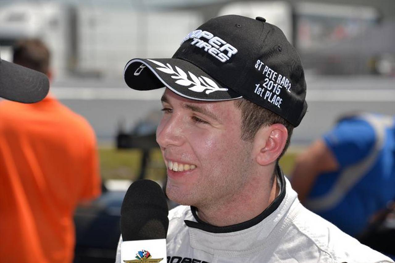 Ed Jones Indy Lights St Petes-22