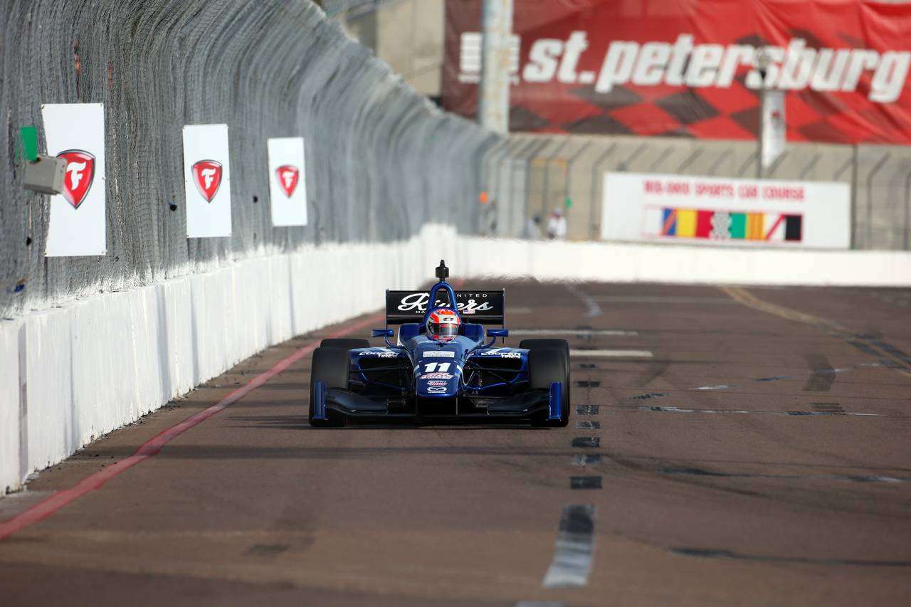 Ed Jones Indy Lights St Petes-26