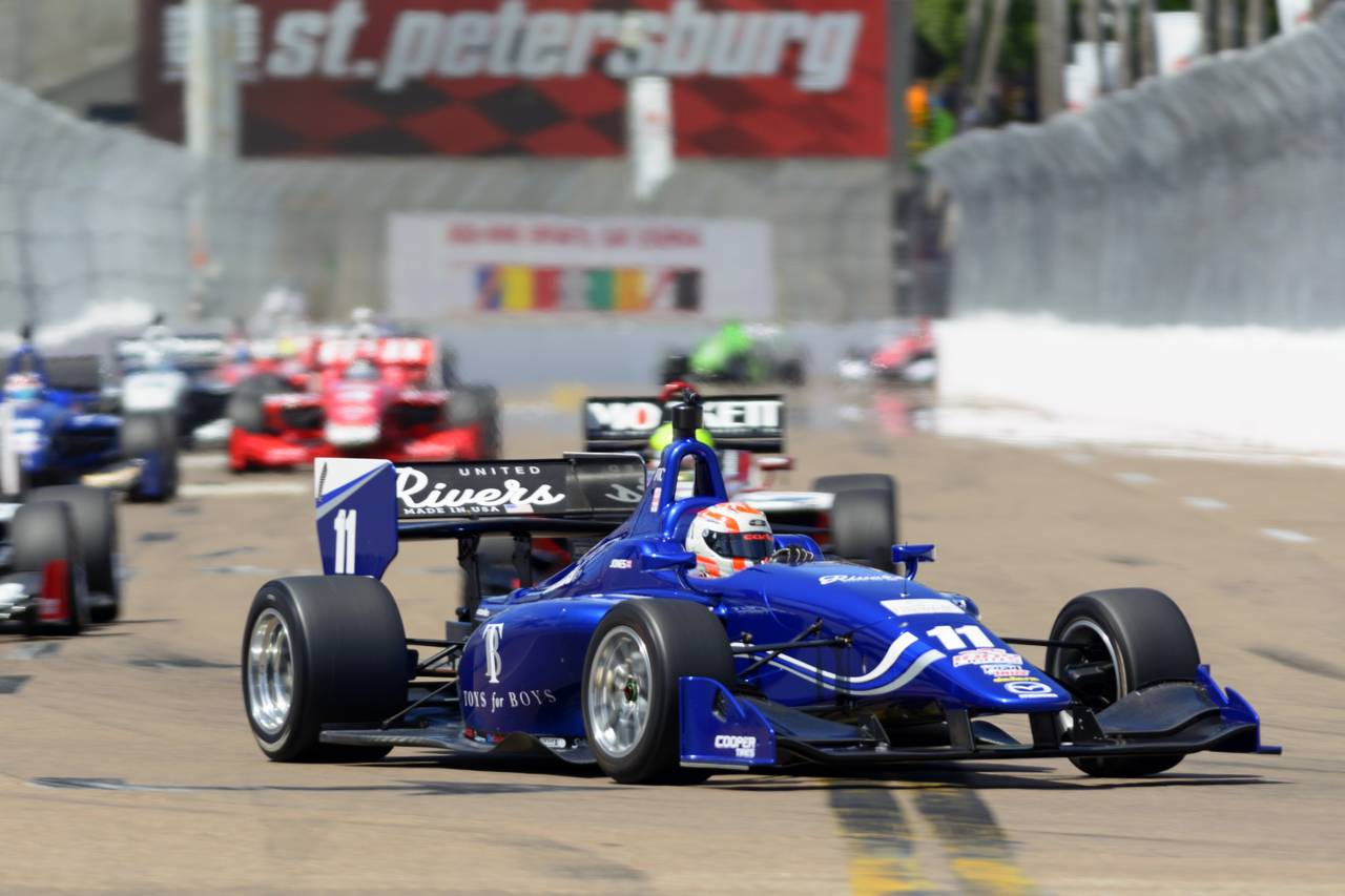 Ed Jones Indy Lights St Petes-42