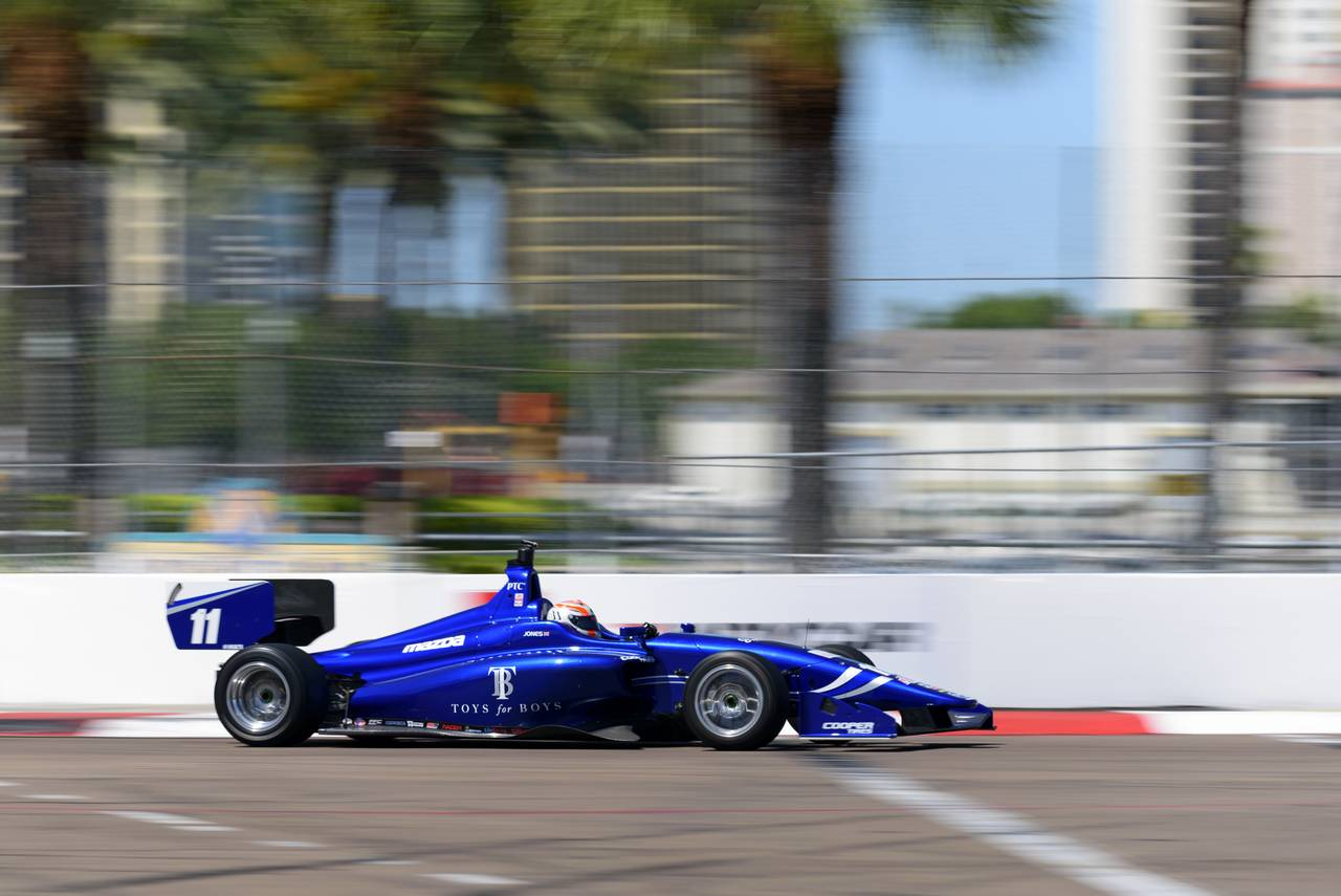 Ed Jones Indy Lights St Petes-43