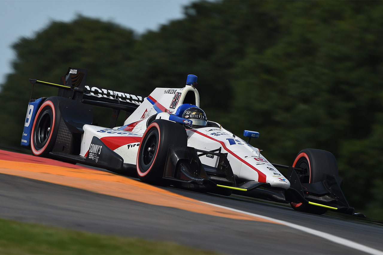 Ed Jones Indycar Watkins Glen 2017