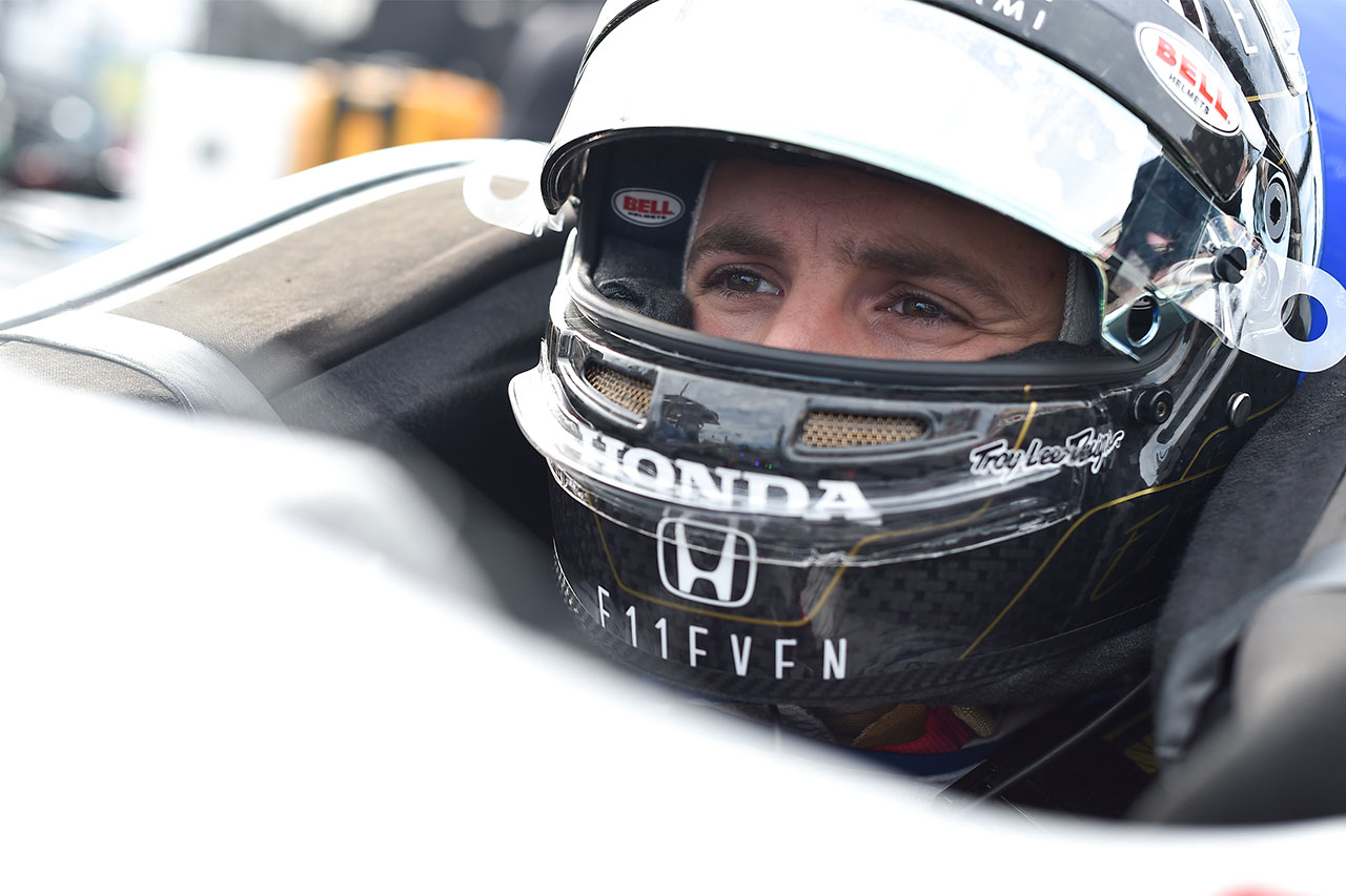 Ed Jones Indycar Watkins Glen 2017 1