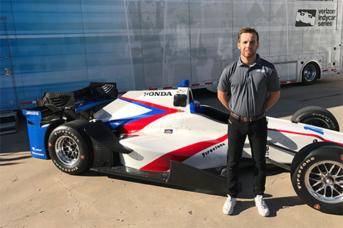 Indy Lights Champion Jones graduates to IndyCar with Dale Coyne Racing