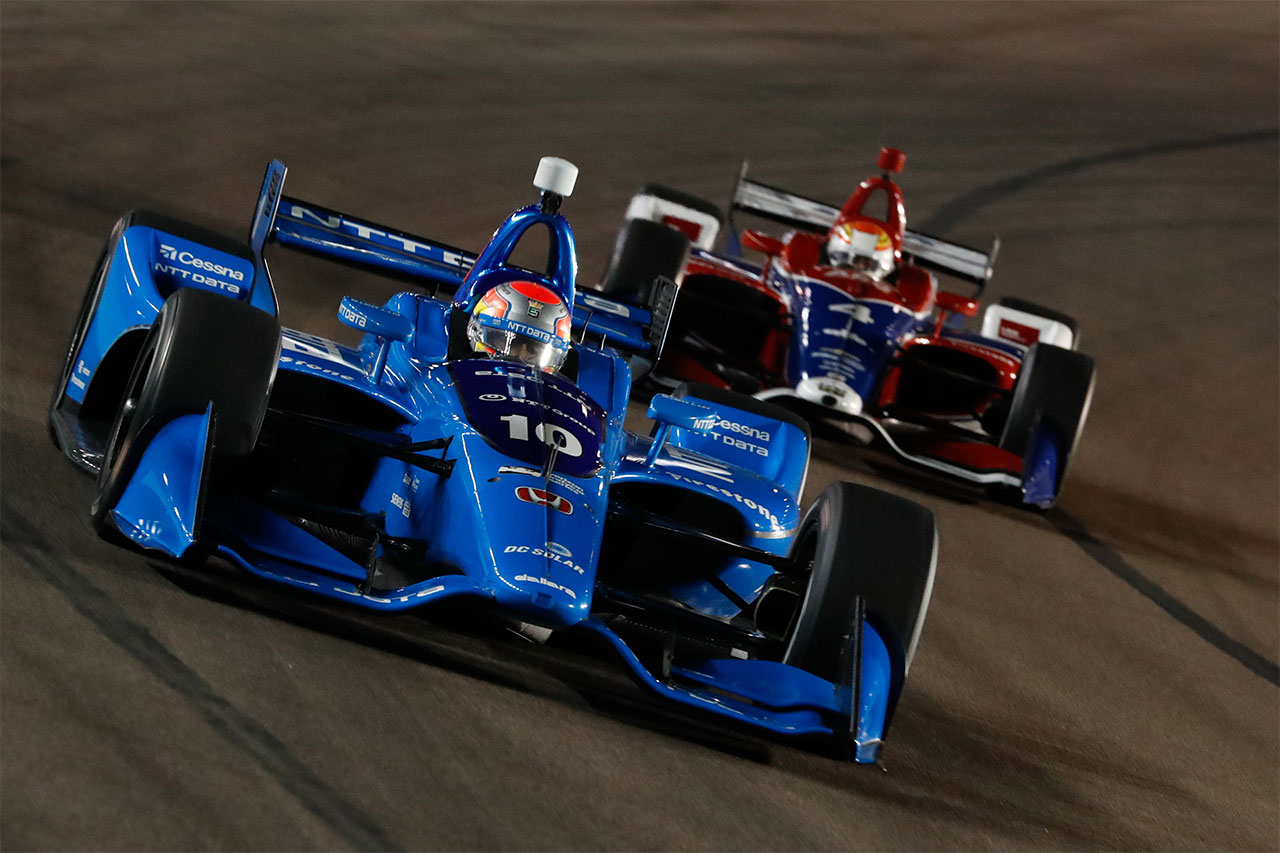 Ed Jones Chip Ganassi Racing Indycar Phoenix Grand Prix 2018 5