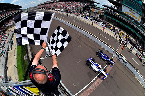 Jones pipped to victory by narrowest of margins in Brickyard thriller